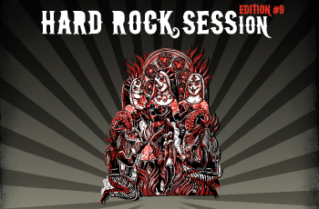 Hard Rock Session, le retour !