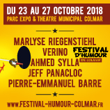 festival d'humour de colmar
